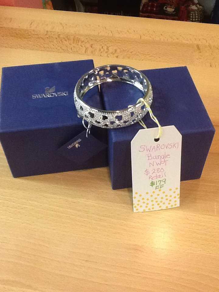 Swarovski Bangle NWT