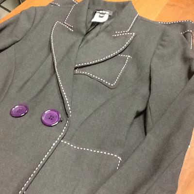2 Piece Bebe Pant Suit - Size 2/4