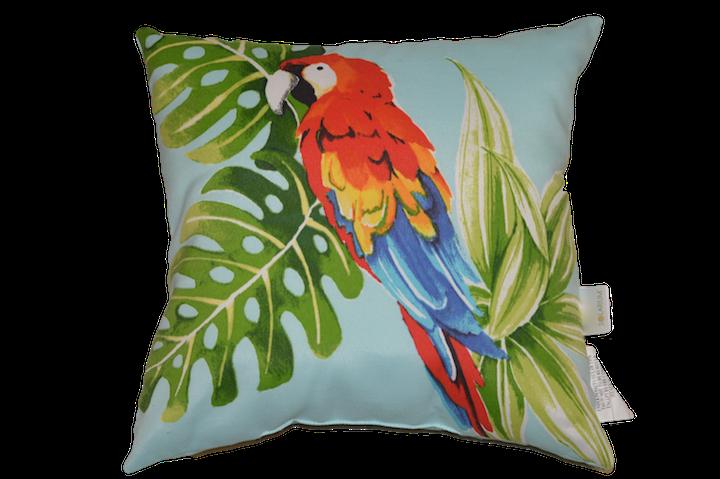 Parrot Pillow 00012