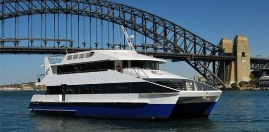 Fusion NYE Sydney Harbour Cruise Ticket