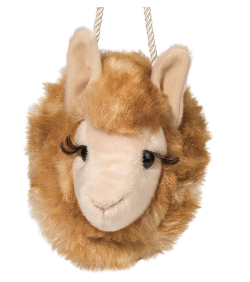 Llama Crossbody Bag