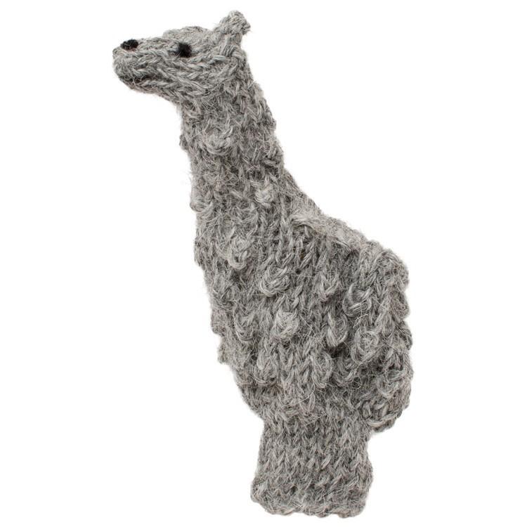 Alpaca - Alpaca Finger Puppet