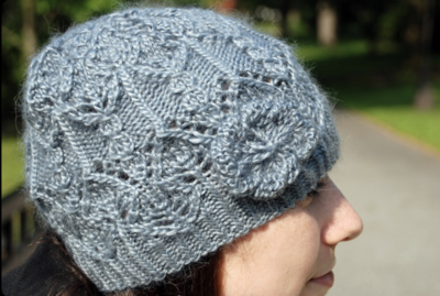 Eupatorium Hat Pattern
