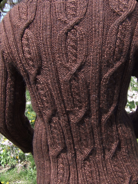 Snowpea Sweater Pattern