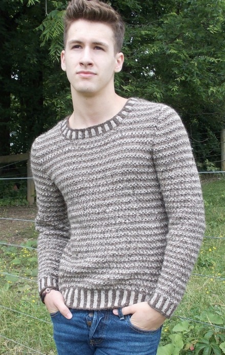 Canterbury Pullover Pattern
