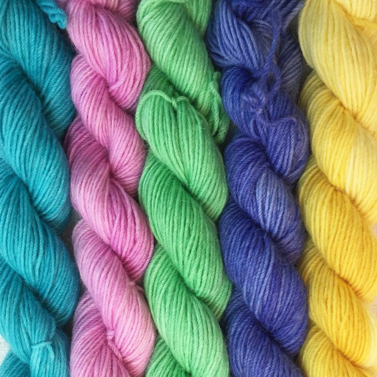 Half Mad Yarn Kits