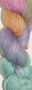 Paca-Paints Alpaca Yarn - Desert Sun