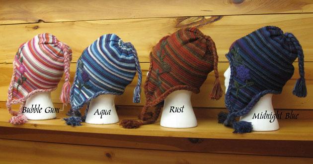 Chullo Alpaca Hat