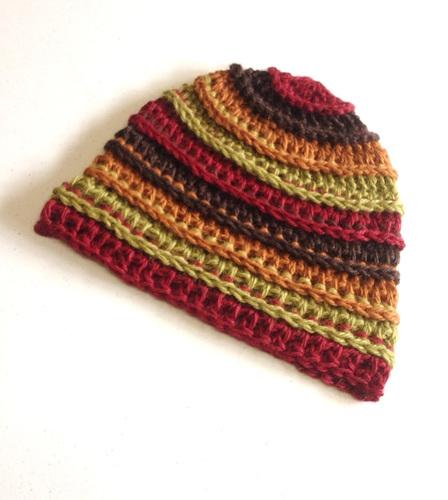 Autumn Ridges Hat - Paca de Seda 00402