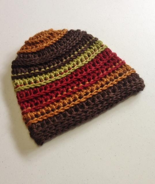 Autumn Ridges Hat - Paca de Seda 00404