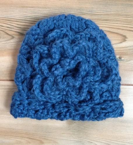 Children's Cloche Hat - 6 to 12 Months 17685