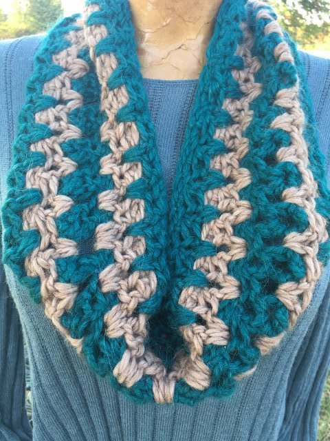 Stormy Weather Cowl 17970