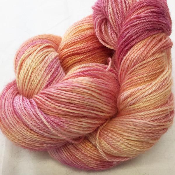Mariquita Hand Dyed - Hibiscus AYC - 0569