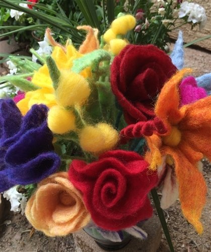 Felted Bouquet Kit 17838