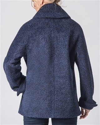 NEW Suri Alpaca Boucle Jacket