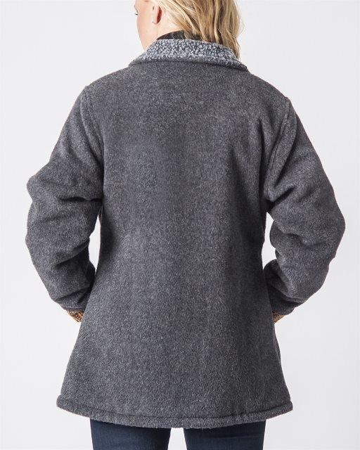 NEW Ladies Alpaca Barn Jacket