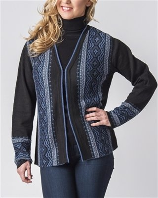Kathleen Ladies Alpaca Sweater