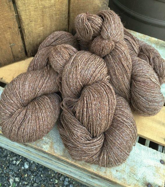 Alpaca  Merino Yarn - Fingering Weight,