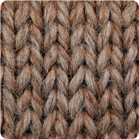 Snuggle Bulky Alpaca Blend Yarn - Tan Heather