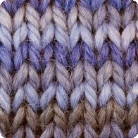 Snuggle Bulky Alpaca Blend Yarn - A Pack of Purples