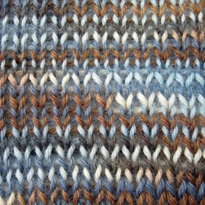 Alpaca and Superwash Wool Sock Yarn - Winter Woods