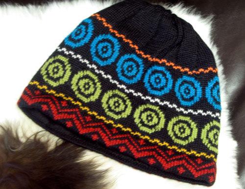 Fun Skier hat 00116