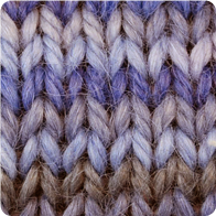 Snuggle Bulky Alpaca Blend Yarn - A Pack of Purples