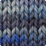 Snuggle Bulky Alpaca Blend Yarn - A Bunch of Blues