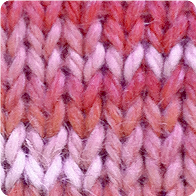 Snuggle Bulky Alpaca Blend Yarn - A Peck of Peaches AYC - 6906