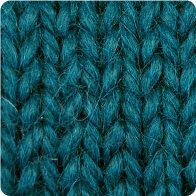 Snuggle Bulky Alpaca Blend Yarn - Pine Tree