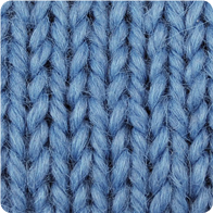 Snuggle Bulky Alpaca Blend Yarn - Blue Bird