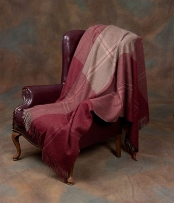 Scottish Alpaca Throw 18138