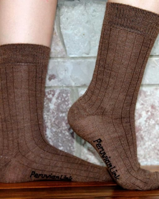 Alpaca Dress Socks 17681