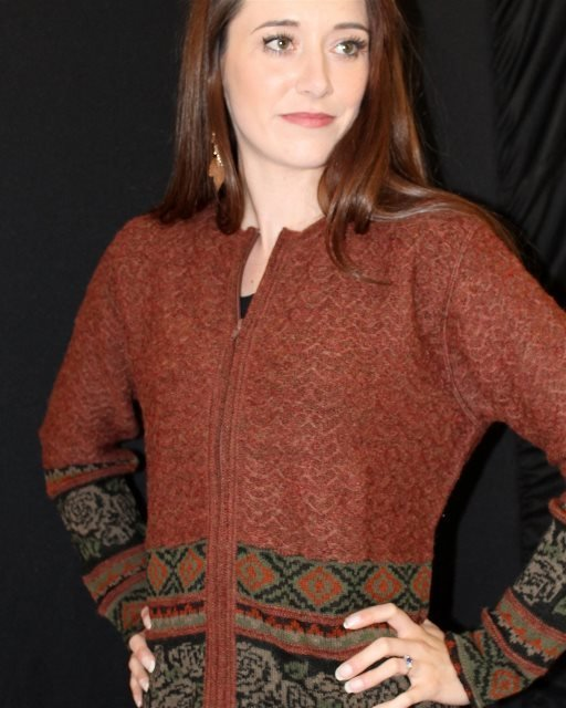 NEW Waverly Ladies Alpaca Sweater