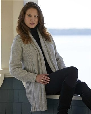 Town & Country Alpaca Cardigan