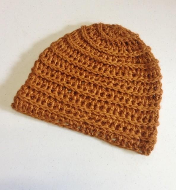 Brass Ridges Hat - Paca de Seda