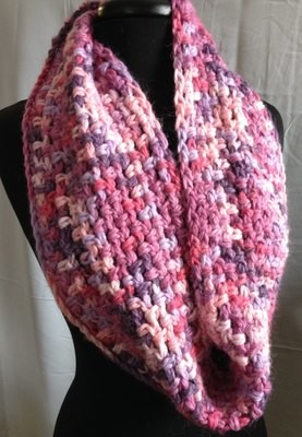 Chunky Eternity Scarf - Made to Order
