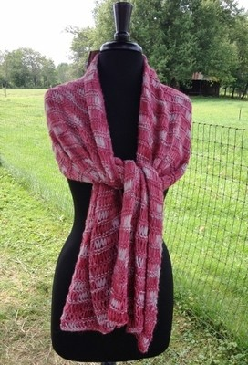 Transfix Alpaca Shawl - Made to Order