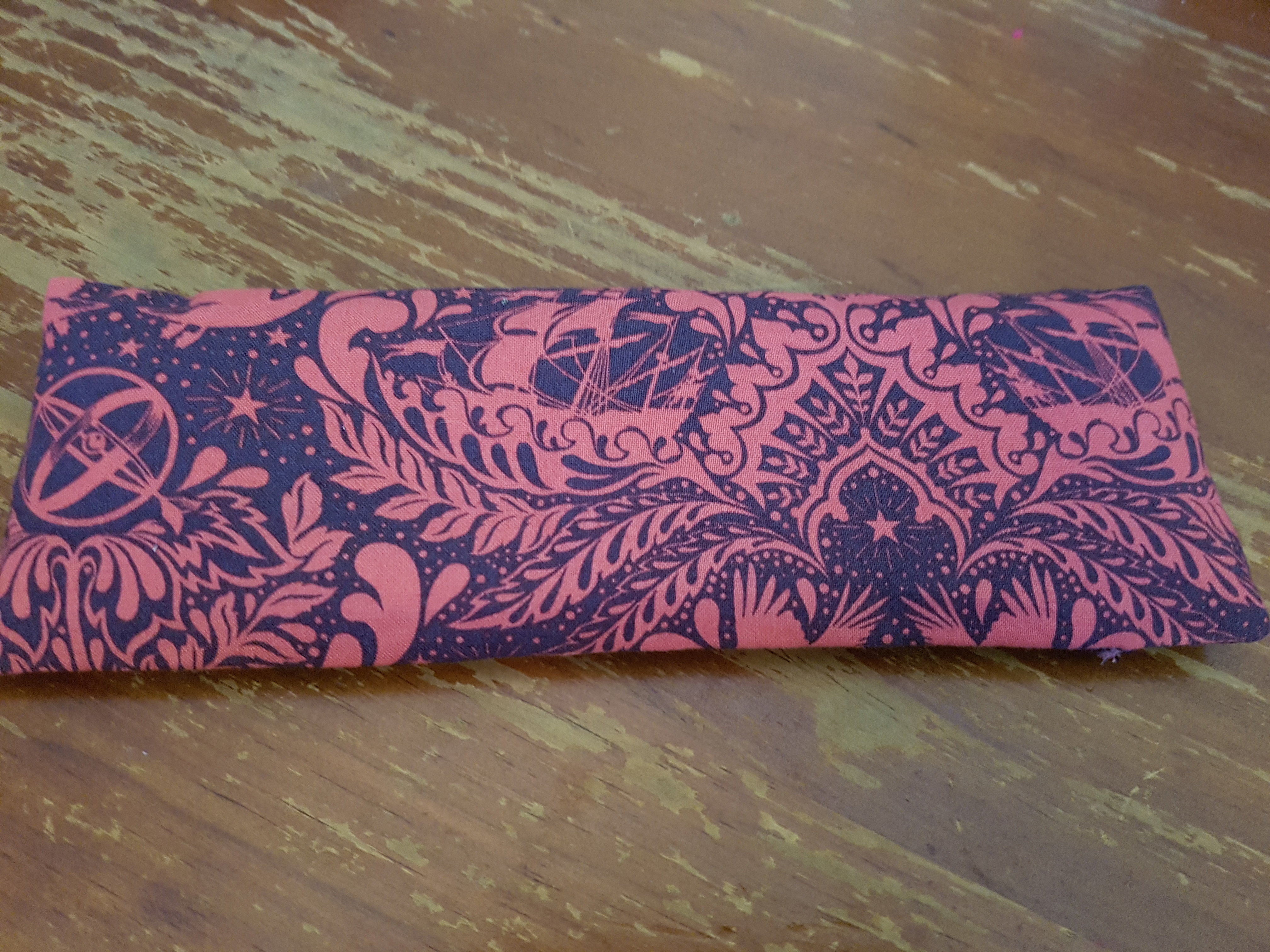 Eye Pillow - Plum/Pink Grapefruit EP104