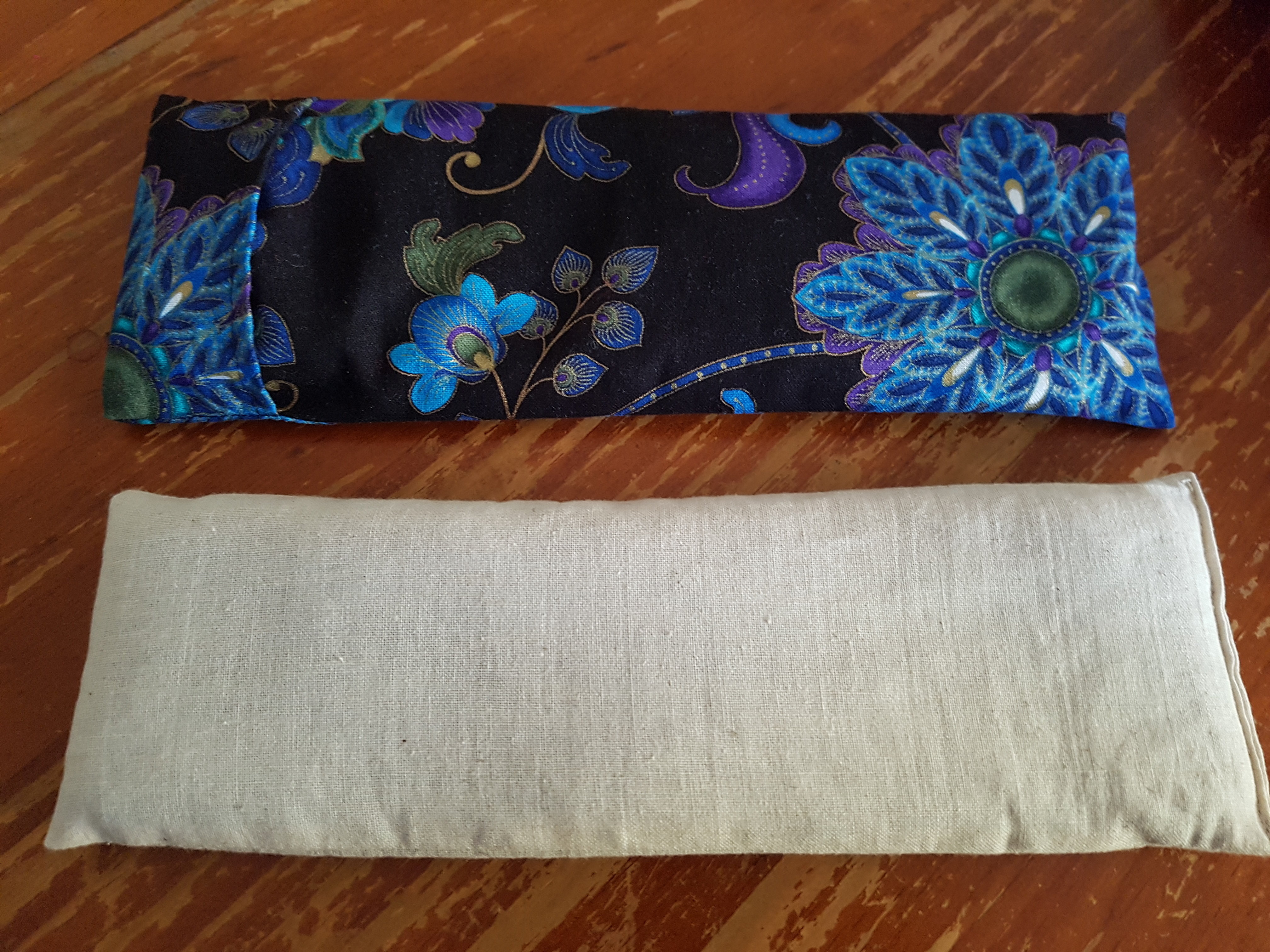 Eye Pillow - Plum/Pink Grapefruit