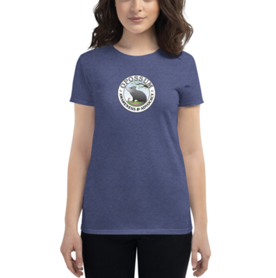 Women's Awesome Opossum T-Shirt -  (Multiple colors)
