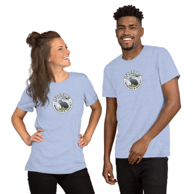Awesome Opossum T-Shirt - Unisex (Multiple Heather Colors)