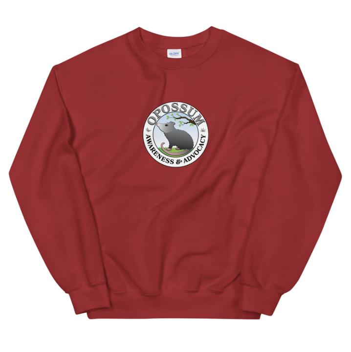 Awesome Opossum Sweatshirt - Unisex (Multiple Colors)