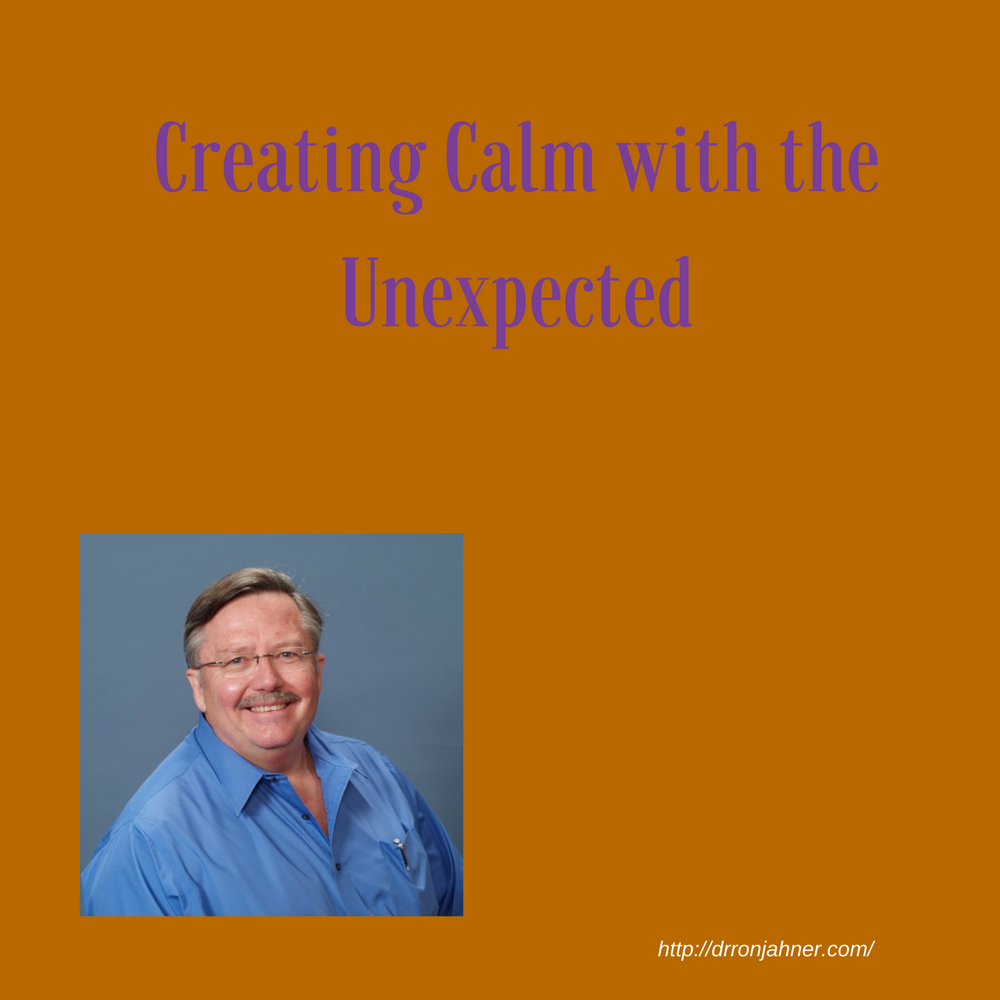 Creating Calm with the Unexpected 00047
