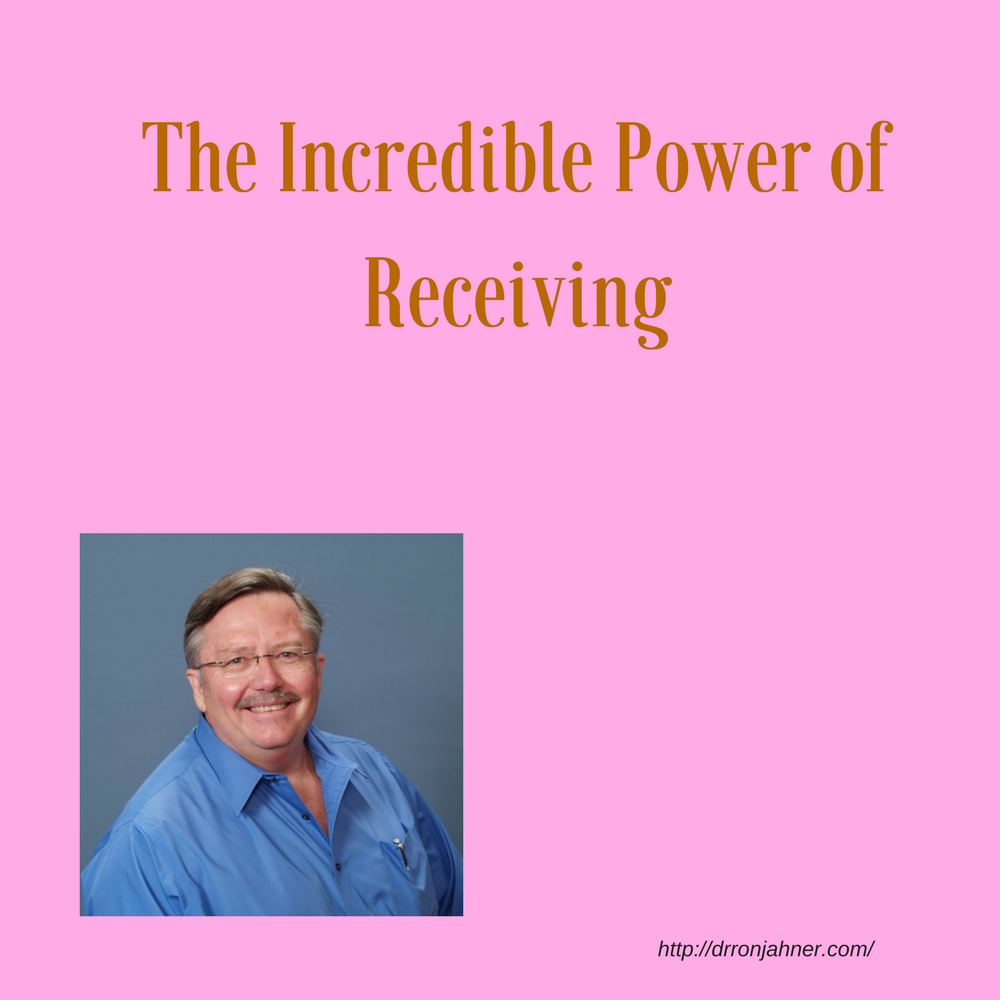 The Incredible Power of Receiving 00051