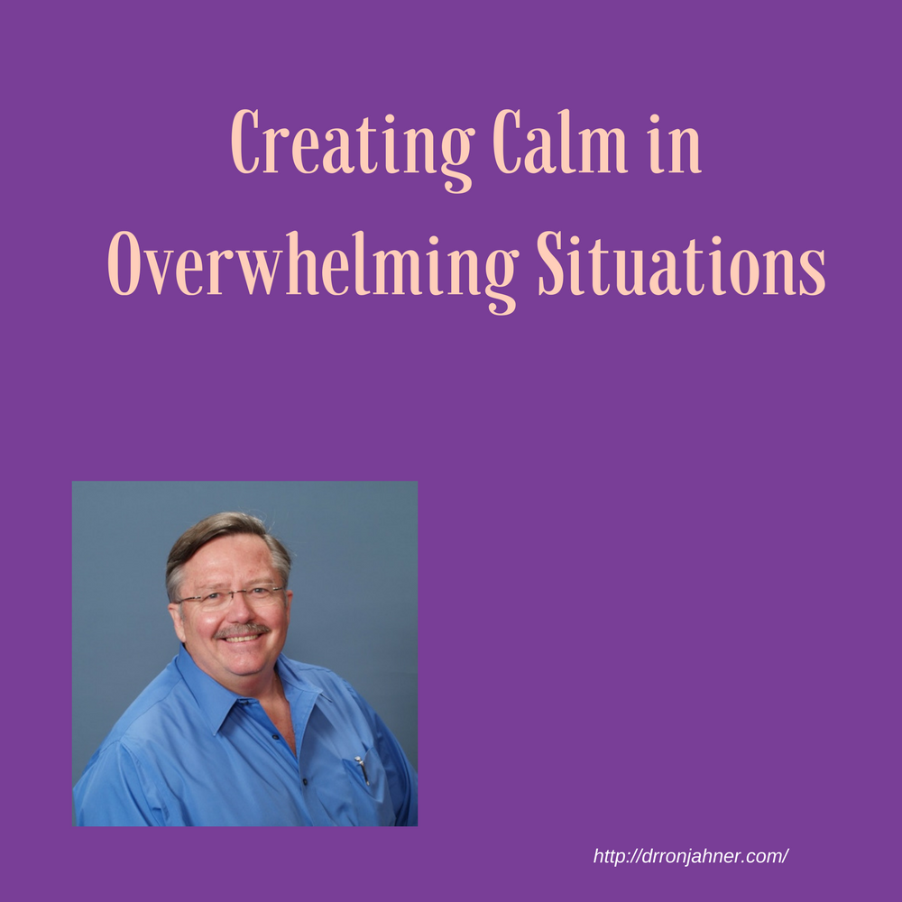 Creating Calm in Overwhelming Situations 00052