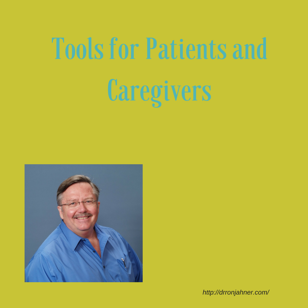 Tools for Patients and Caregivers 00054
