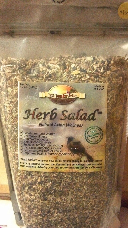 Herb Salad 4 Oz.