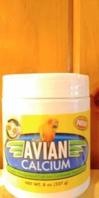 Avian Calcium 8 oz.
