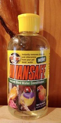 Aviansafe Water Conditioner 8.75 oz.